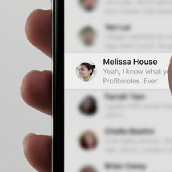 3D Touch Pada iPhone 6s Bisa Berfungsi Walau Pakai Tempered Glass