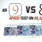 Adu Cepat iOS 9 dan iOS 8.4.1 Lintas iPhone, Siapa Juaranya?
