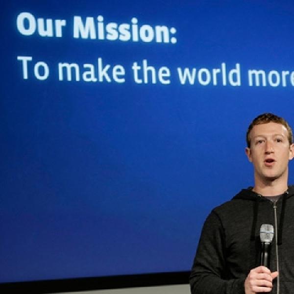 Alasan Zuckerberg Munculkan Tombol Dislike di Facebook