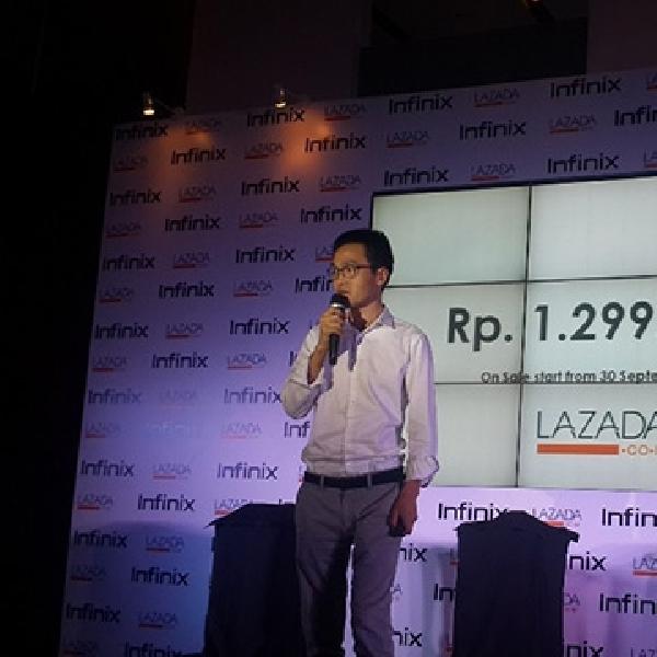 Infinix Resmi Lepas Smartphone Android One Perdananya, Infinix Hot 2