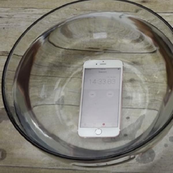 Diam-diam iPhone 6s Baru Anti Air