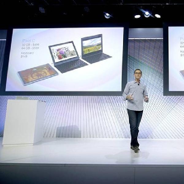 Kesan Pertama Genggam Pixel C, Tablet Hibrida Perdana Google