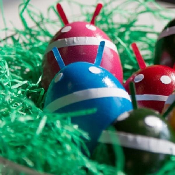 """Sejarah Ragam Bonus Rahasia """"Telur Paskah"""" Android"""