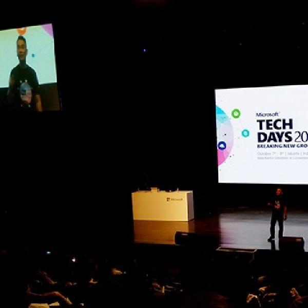 Microsoft Pamer Teknologi Terbaru di Tech Days