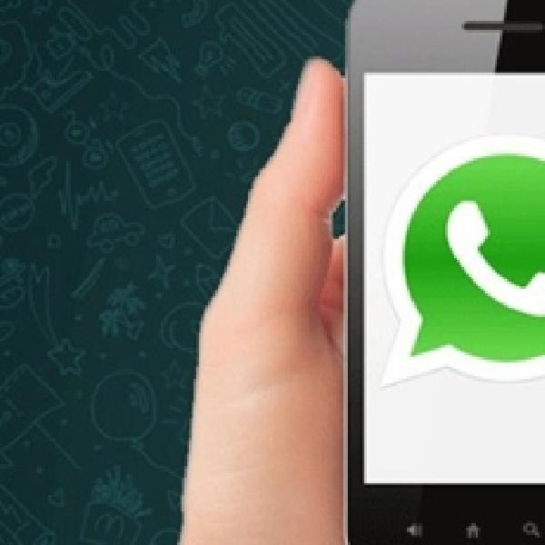 WhatsApp Berikan Opsi Backup di Google Drive