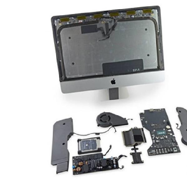 Layar Retina iMac Ternyata Sulit Diperbaiki
