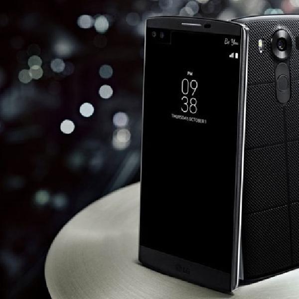 LG V10 Siap Diluncurkan di Seluruh Dunia