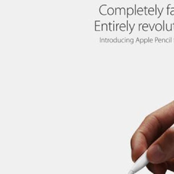 Cegah Rusak, Apple Pencil Punya Charger Terpisah