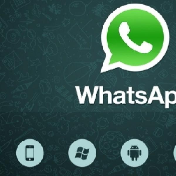 Diakuisisi Facebook, WhatsApp Sempat Down 4 Jam