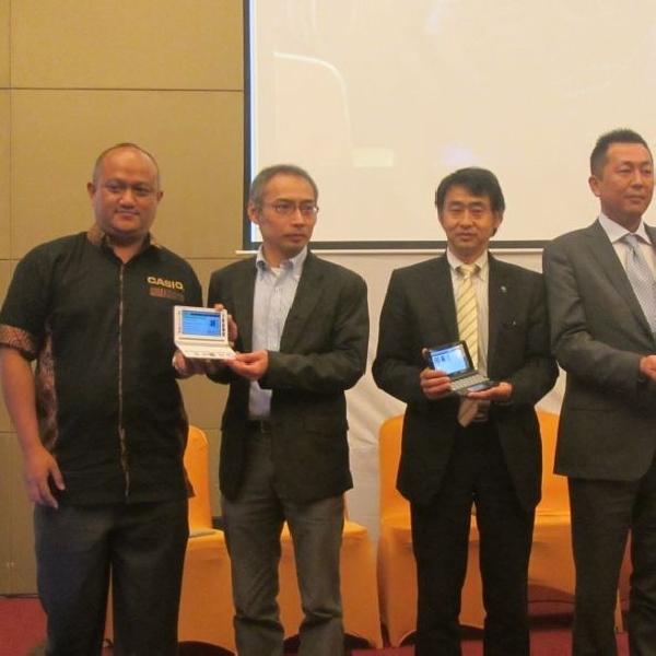 Casio Ex-Word hadirkan Kamus Indonesia-Inggris dalam Bentuk Baru