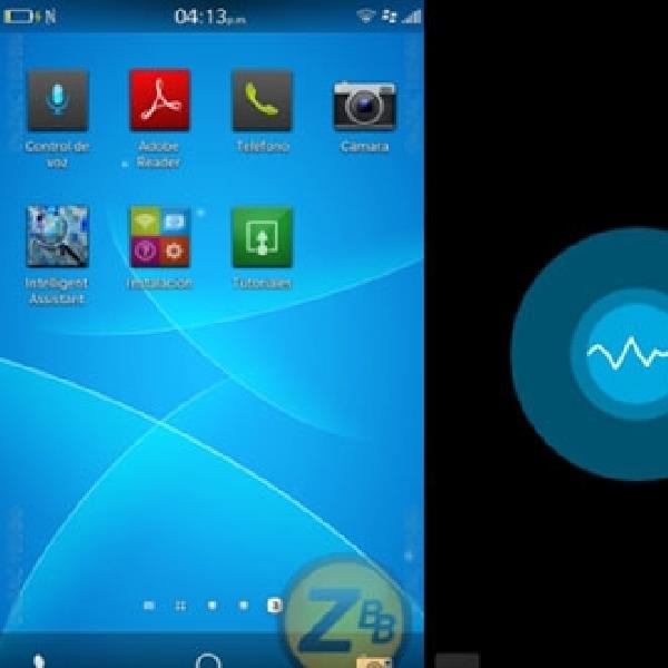 Blackberry Tak Mau Ketinggalan Dengan Fitur Assistance Voice