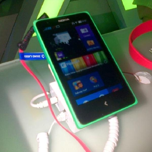 Nokia X Tiba di Tanah Air