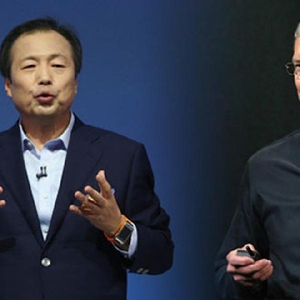 Gaji CEO Samsung Lampaui Tim Cook