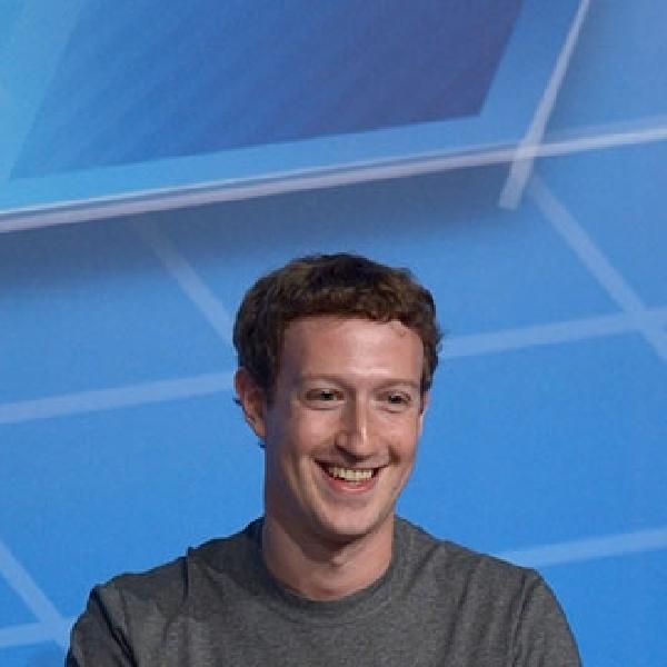 CEO Facebook Mark Zuckerberg Potong Gajinya Jadi $1