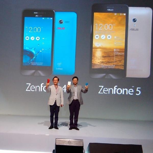 Zenfone, Tawarkan Desain, Performa dan Harga yang Menarik