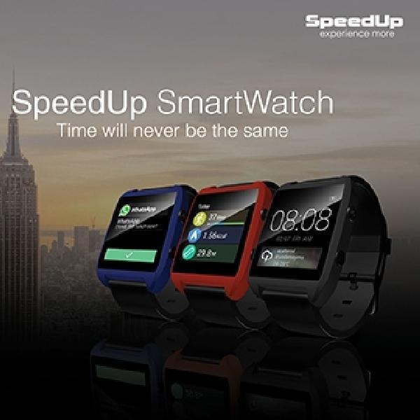SpeedUp Smartwatch Raih MURI Berkat OS Android 4.4. KitKat