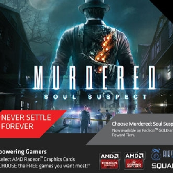 AMD Hadirkan Pilihan Game Indie di Program Never Settle Forever