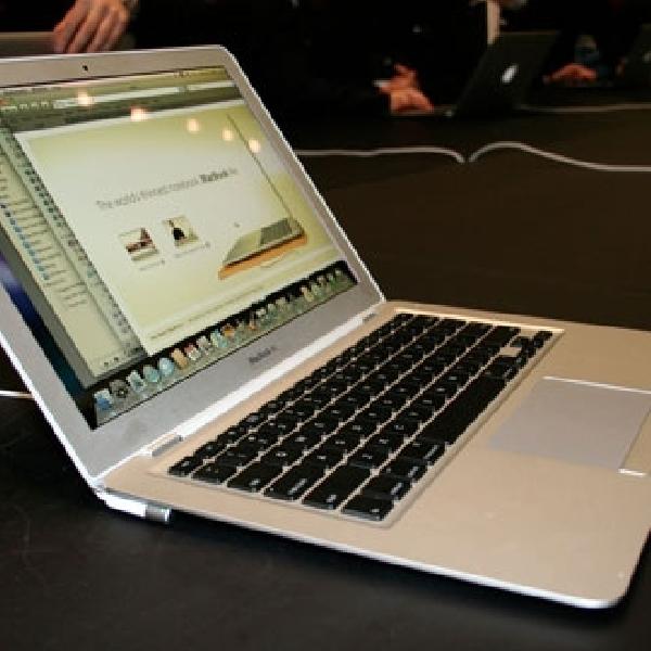 MacBook Air Terbaru, Spesifikasi Meningkat Harga Menurun!