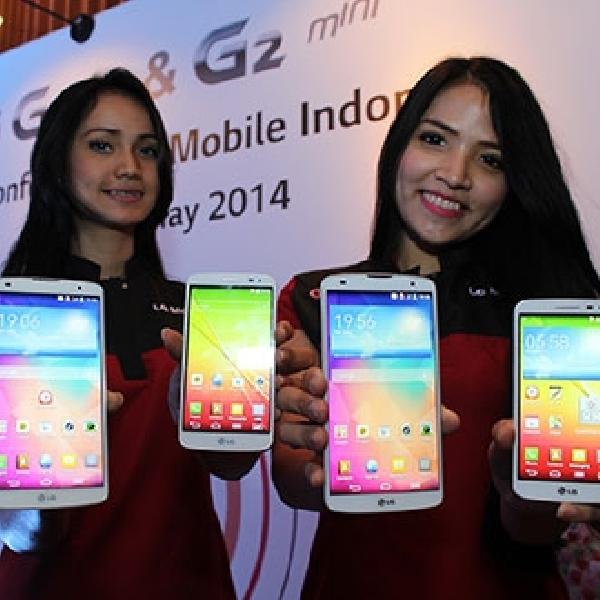 Inilah Persamaan Fitur di LG G2 Mini dan G Pro 2