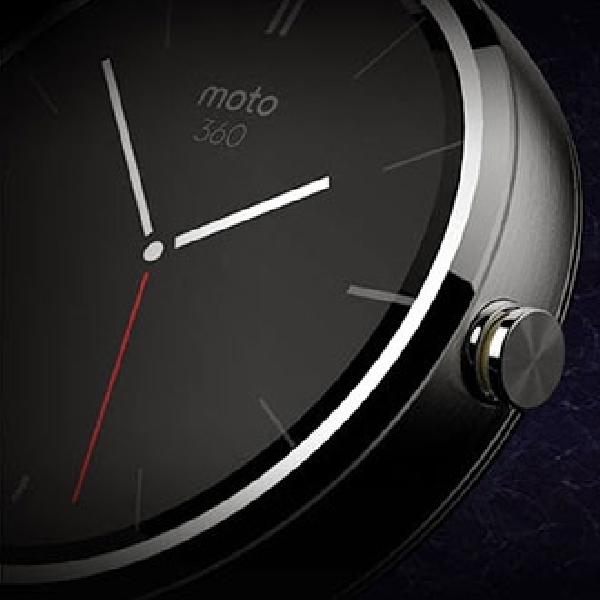 Motorola Moto 360 Dibanderol Rp 3,9 Juta