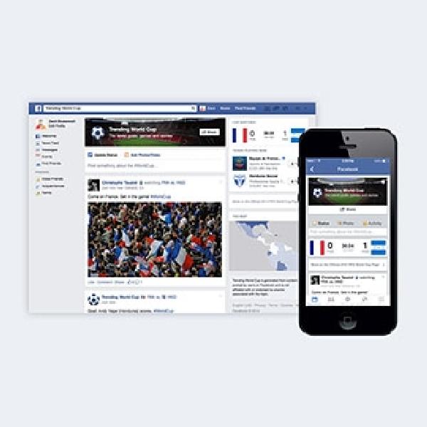 Pantau Informasi Seputar Worldcup Lewat Trending World Cup Facebook