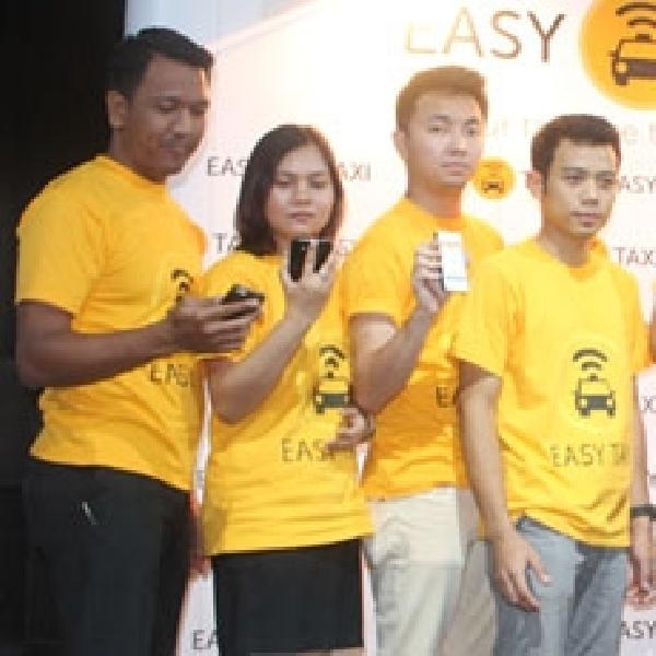Easy Taxi, Aplikasi Pesan Taxi Secara Mudah dan Aman