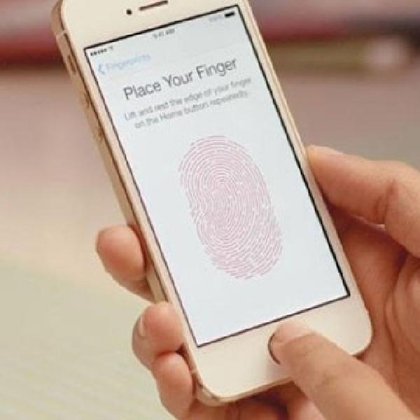 Teknologi Touch ID Dari Apple Gagal Dapatkan Paten