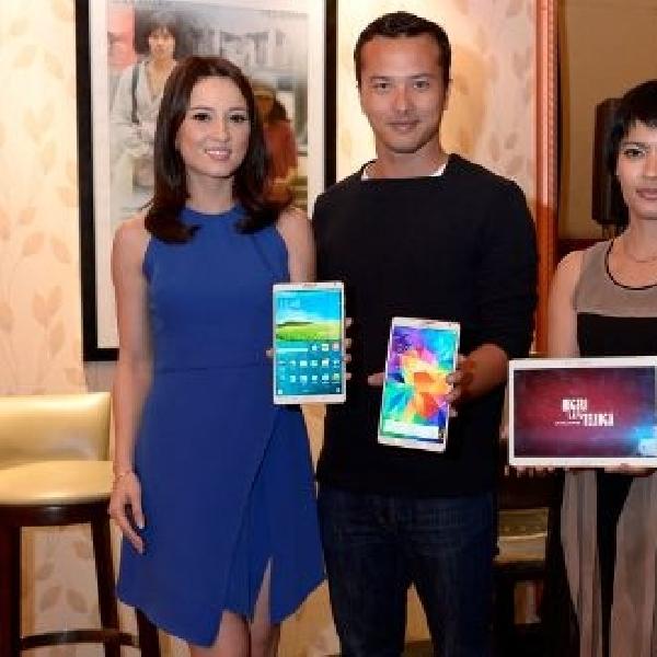 Samsung Indonesia resmi luncurkan Tablet Premium Galaxy Tab S