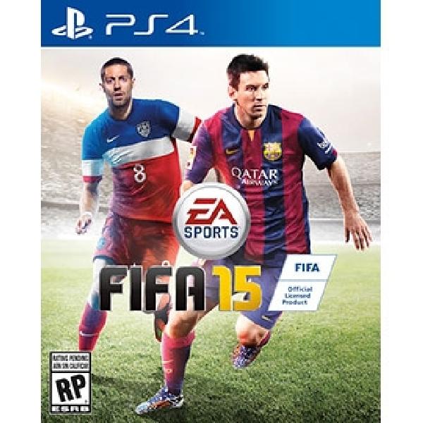 Clint Dempsey Dan Lionel Messi Jadi Sampul FIFA 15