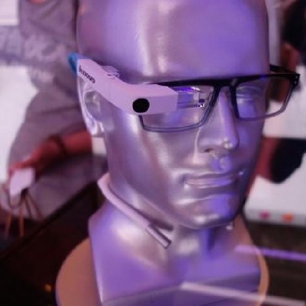 Lenovo Pamerkan Prototipe Smartglasses