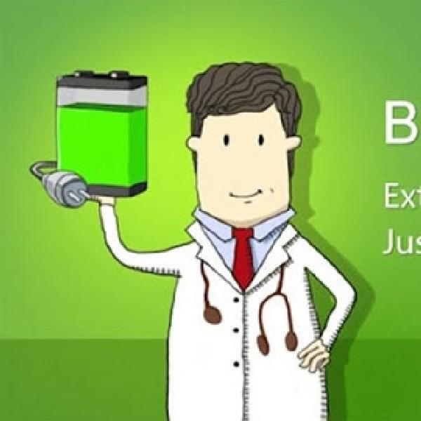 Rawat Baterai Smartphone Android Lewat Aplikasi Battery Doctor