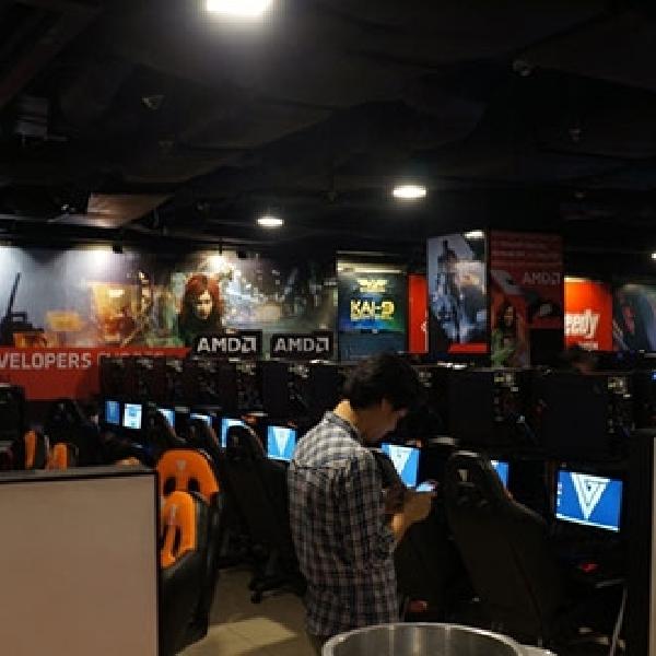 Gamer Village Gunakan Teknologi AMD Untuk Pengalaman Game Terbaik Para Gamers Jakarta