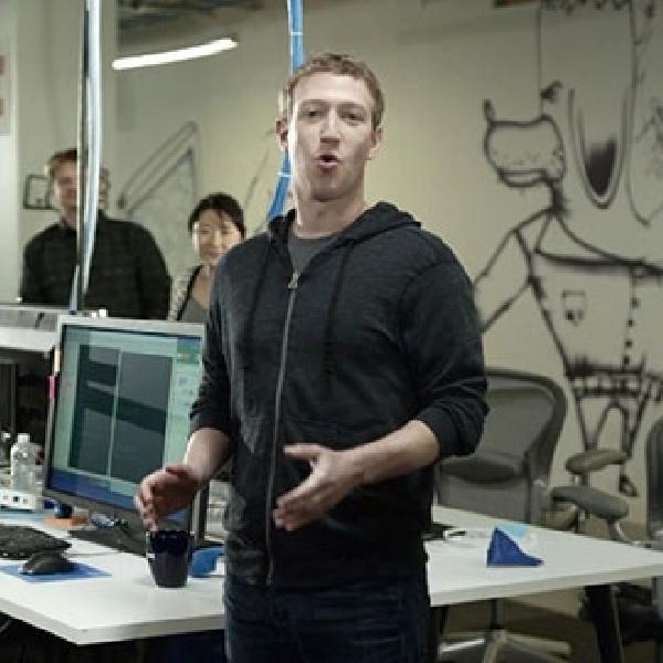 ZUckerberg Ancam Karyawannya Yang Tidak Becus Bekerja Dengan Samurai
