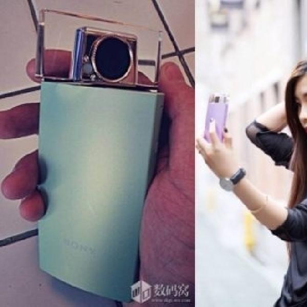 Sony kembangkan kamera unik khusus selfie