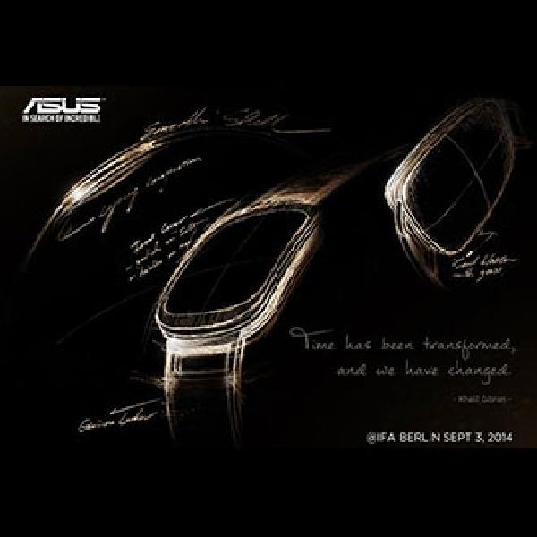 ASUS Tunjukkan Teaser Desain Smartwatch-nya
