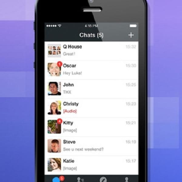 WeChat Versi Baru untuk iOS, Bisa Login Lebih Dari Satu Perangkat