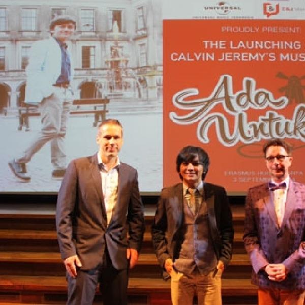 Wakili Jiwa Muda, Opera Tunjuk Calvin Jeremy Sebagai Brand Ambassador