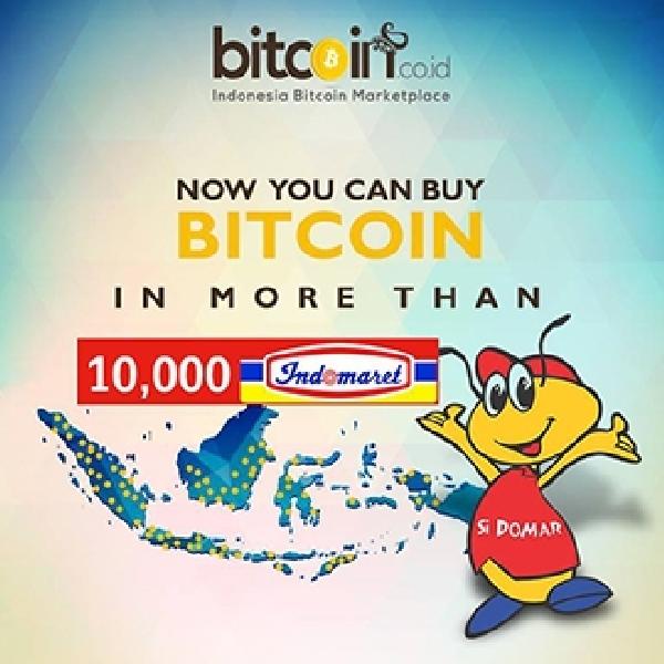 Bitcoin Tidak Jalin Kerjasama Dengan Indomaret
