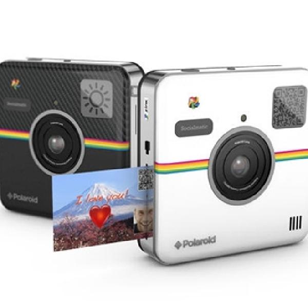 Polaroid Socialmatic Hadir Bertenaga Android dan Dukungan Wi-