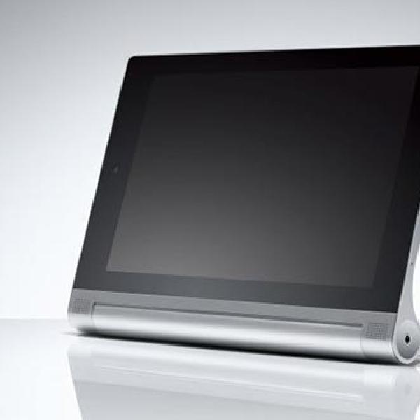 Lenovo Luncurkan Tablet 13 Inci Berproyektor Resolusi Tinggi