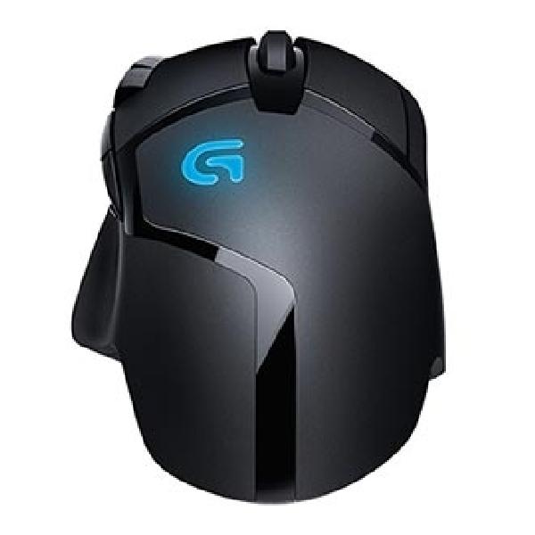 G402 Hyperion Fury, Mouse Game Paling Gesit Terbaru dari Logitech