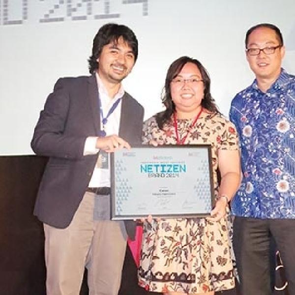 Jadi Pilihan Terbanyak, Canon Raih Indonesia Most Favorite Netizen Brand 2014