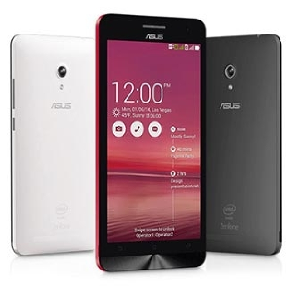ASUS ZenFone Segera Upgrade Ke Lollipop