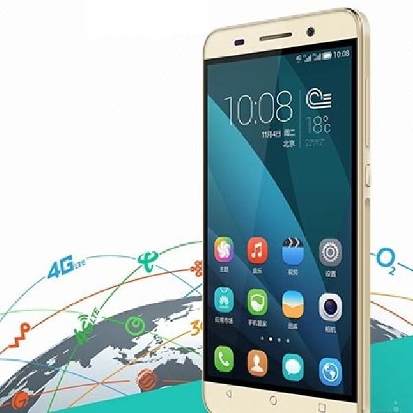 Huawei Luncurkan Smartphone 64-bit Pertama Mereka