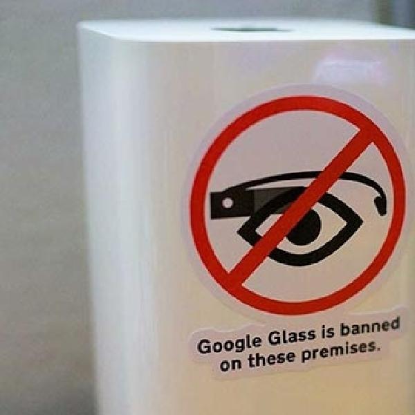 Google Glass Dilarang Masuk Ke Bioskop