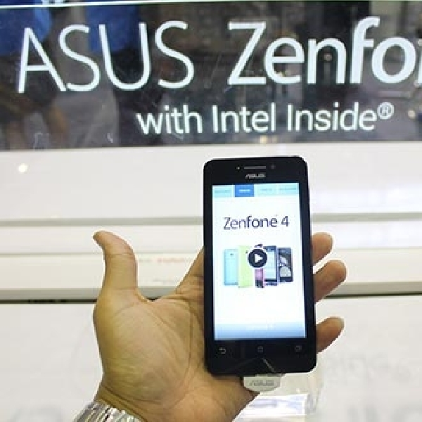 ASUS Zenfone 5 dan Zenfone 6 Tampil Di Indocomtech Walau Masih Indent