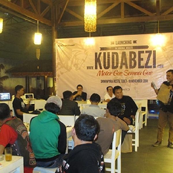 Kudabezi.com, Media Online Baru Bagi Penunggang Motor Besar