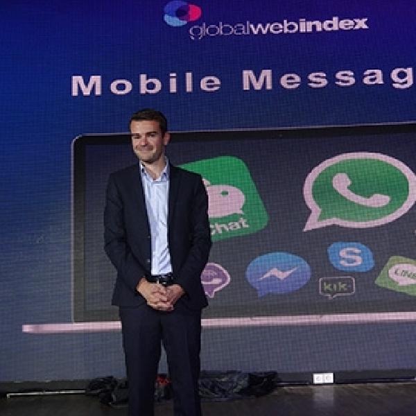 GlobalWebIndex Umumkan Tren Aplikasi Mobile Messaging Saat Ini