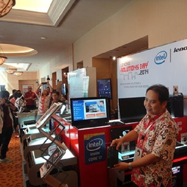 Lenovo Solution Day 2014 Digelar di Jakarta
