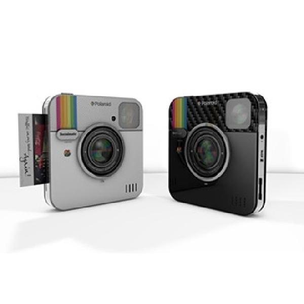 Kamera Cetak Kilat Polaroid Socialmatic mendarat Awal Tahun Depan